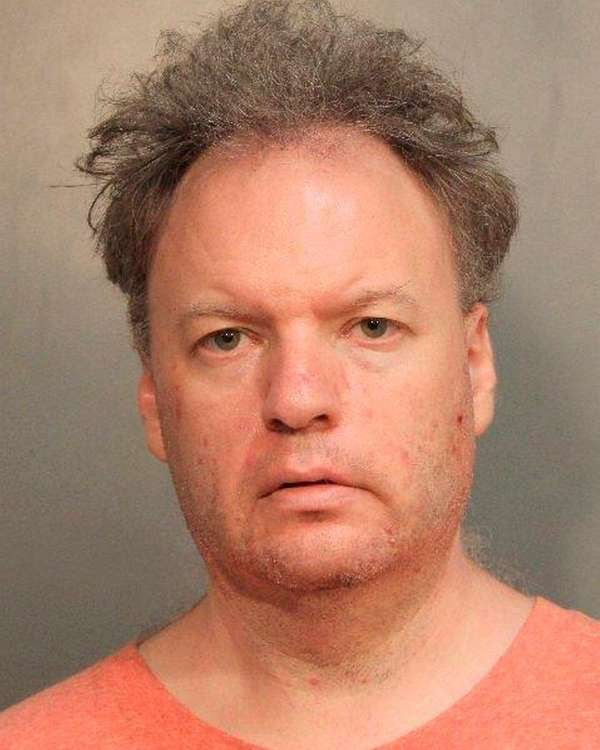 Lawrence J. Michlin, of Jericho, was arrested on