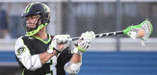 New York Lizards attacker Rob Pannell looks to