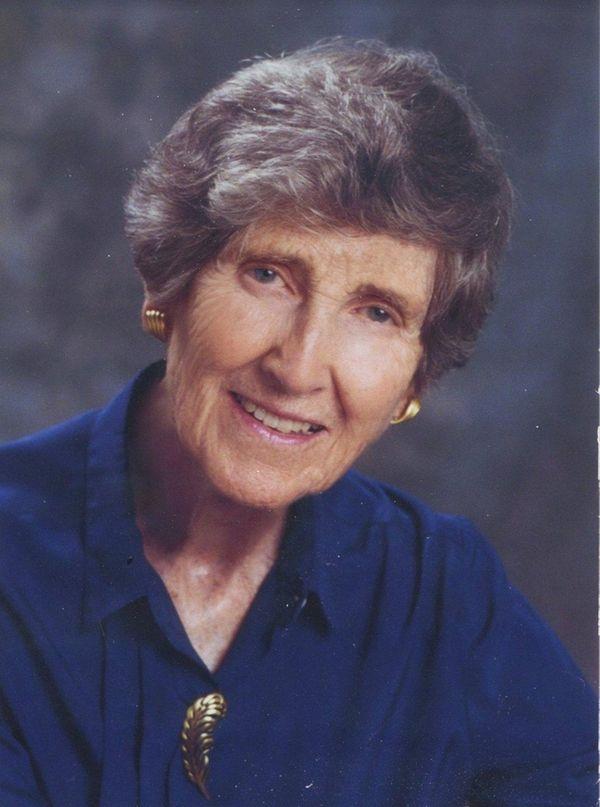 Rosamond Roberts Arthur Dean, a 65-year resident of