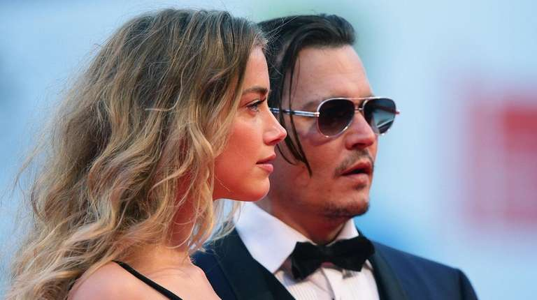 Amber Heard and Johnny Depp had an