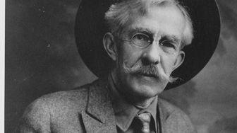 Portrait of Hal B. Fullerton, circa 1906. Fullerton