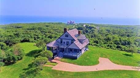 This Montauk home, listed for $18.5 million, is