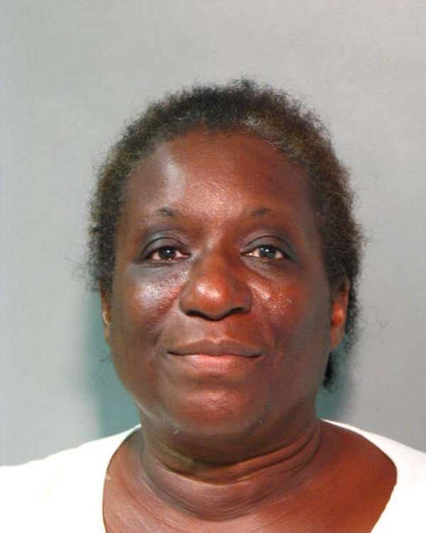 Louise Hanif, 56, of Hempstead, was arraigned on