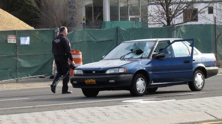 Newsday Levittown Car Accident