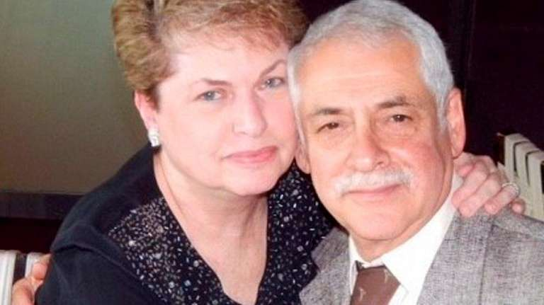 Sharon and Mark Lane of Little Neck, Queens