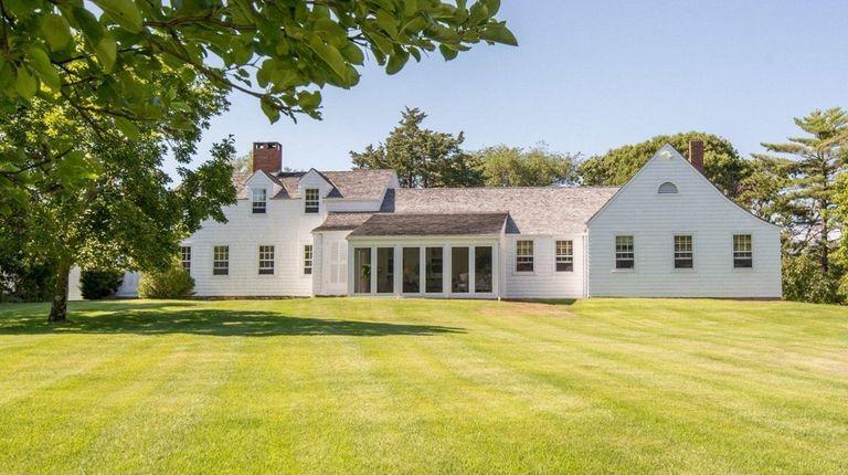 This circa-1740 Hampton Bays house has been a