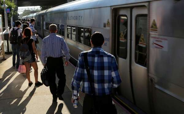 Commuters and advocates say the LIRR's 93.7 percent