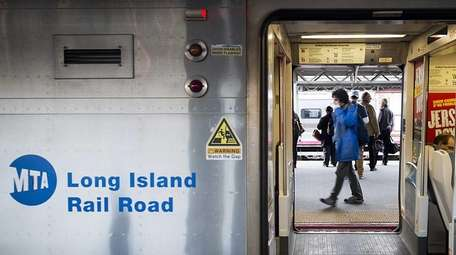 The LIRR's practice of only considering the time