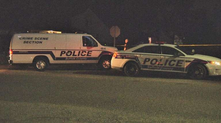 Suffolk County police said detectives are searching for