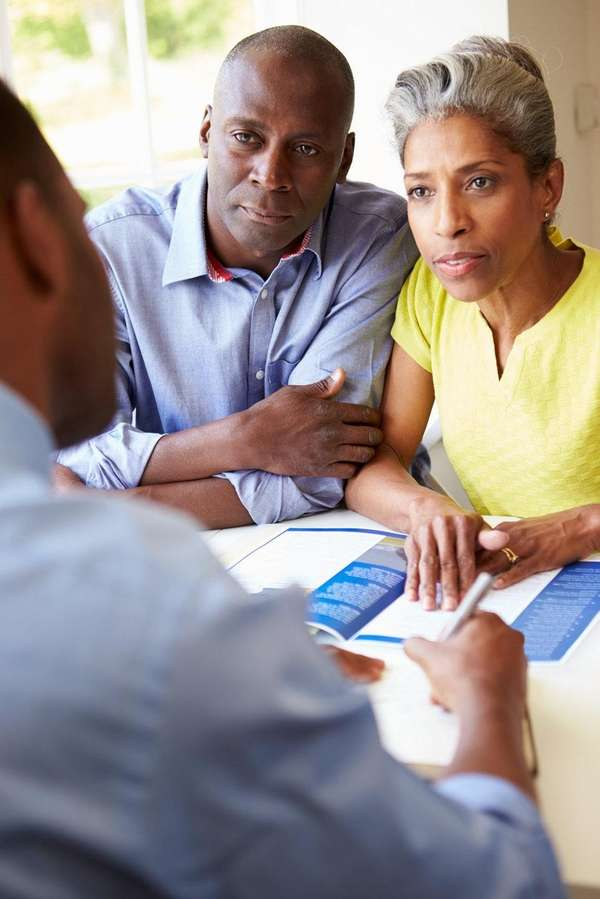 If you have a financial planner, evaluate what
