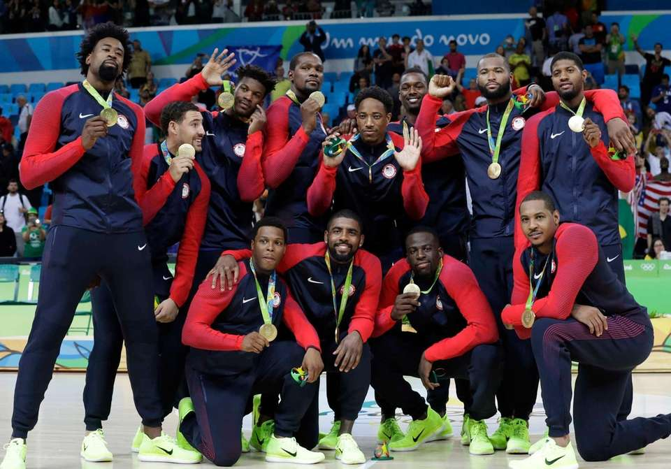 Rio Olympics men's basketball gold medal game: USA vs. Serbia | Newsday