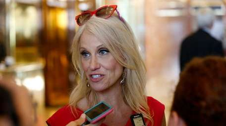 Kellyanne Conway, Donald Trump's new campaign manager says
