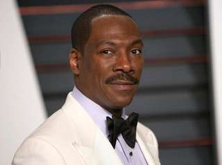 Eddie Murphy says making movies without taking a