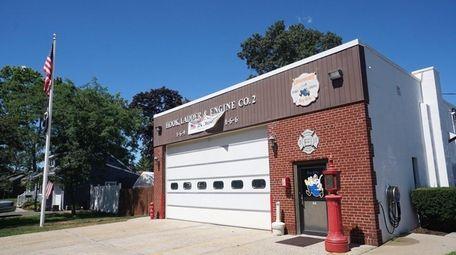 A Lindenhurst firehouse at 64 Lane Street has