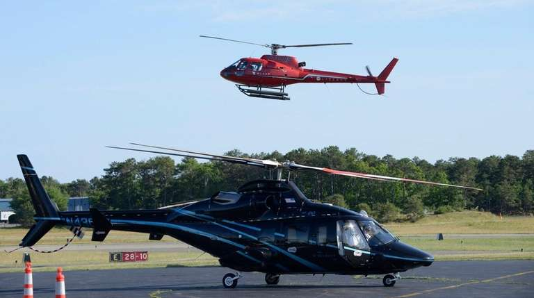 The FAA's decision to keep a controversial helicopter