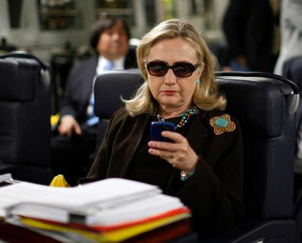 Newly released emails show communications between then-Secretary of