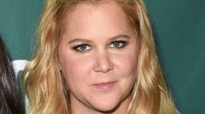 Amy Schumer signed copies of her memoir,