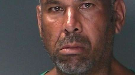 Suffolk County Police have arrested a man for