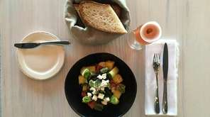 Arbor in Montauk offers a prix-fixe brunch that