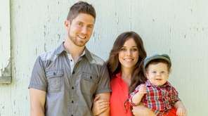 Ben Seewald and Jessa Duggar of the reality-TV