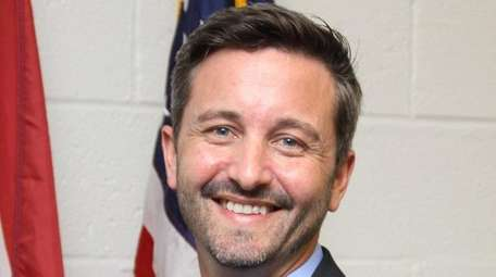 Michael Larson of Stony Brook has been appointed