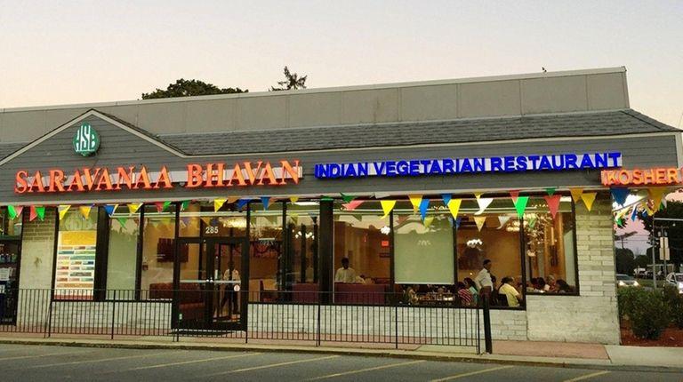 Saravanaa Bhavan has opened a branch in Delco