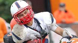 Cold Spring Harbor's Dylan Guarneri fights for extra