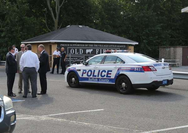 Suffolk County police homicide detectives were called Saturday,