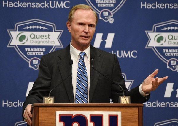 New York Giants president and co-owner John Mara