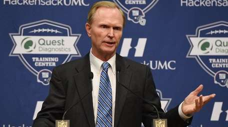 New York Giants president and co-owner John Mara