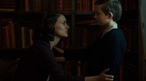 Natalie Portman and Amir Tessler in
