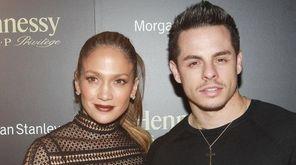 Jennifer Lopez and Beau