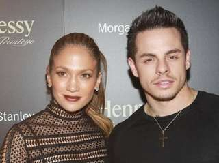 Jennifer Lopez and Beau