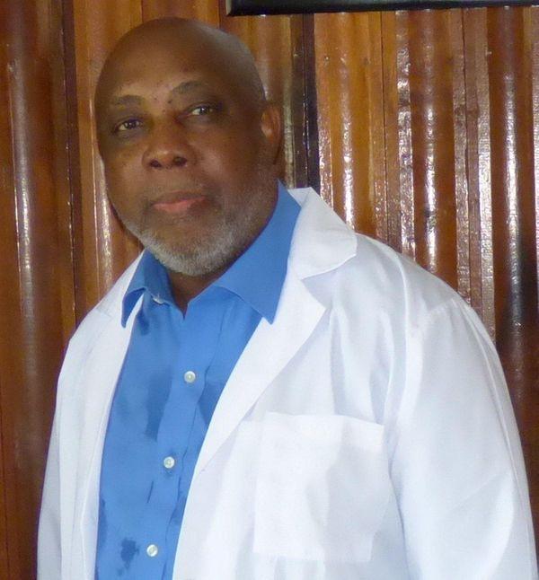 Dr. Noel Blackman has pleaded guilty to conspiring