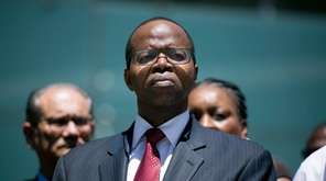 Brooklyn District Attorney Ken Thompson has agreed to