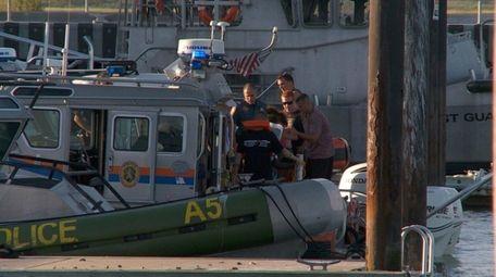 The U.S. Coast Guard and the Nassau County