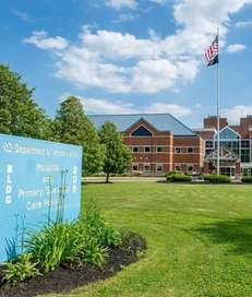 The Northport VA Medical Center on June 6,
