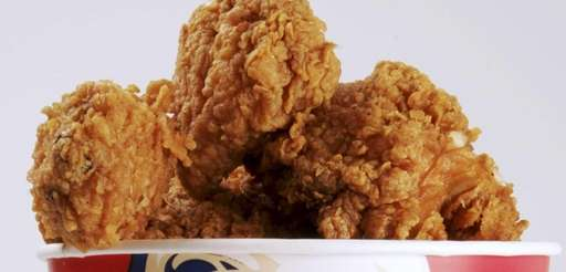 KFC's mysterious blend of 11 herbs and spices,