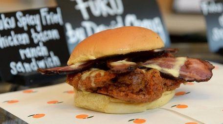 U.S. Open eats include Fuku's spicy fried chicken