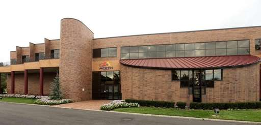 The Aceto Corporation headquarters in Port Washington is