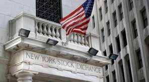 The New York Stock Exchange on Aug. 24,