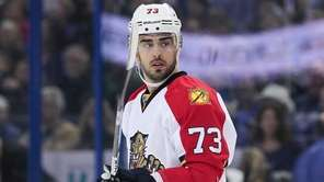 Panthers center Brandon Pirri.