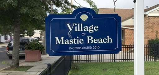 Mastic Beach Village Hall on Aug. 26, 2016.
