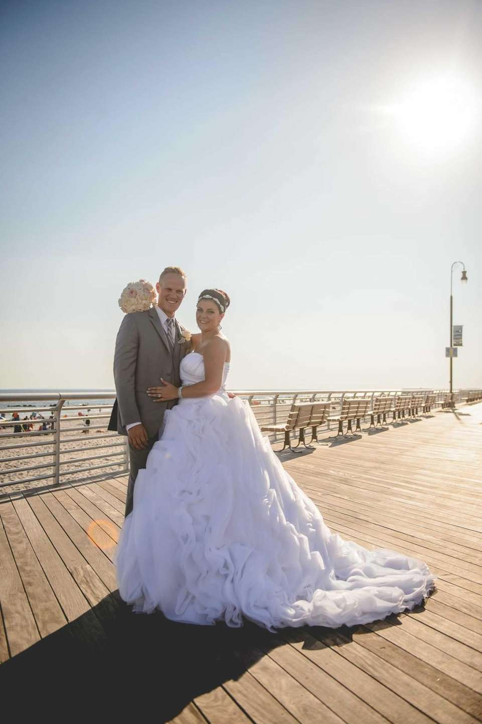 Gary and Maria Anderson were married 1 year