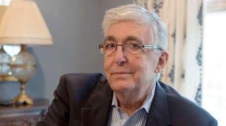 Howard Weitzman speaks with Newsday at his
