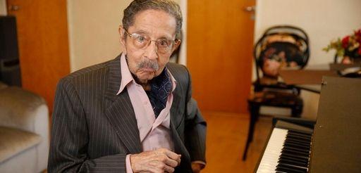 Horacio Salgán died Aug. 19, 2016, in Buenos