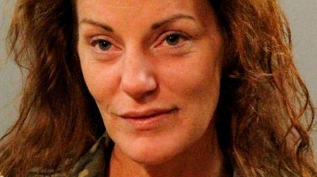 Jillian Bellows, 36, of Hampton Bays, was charged
