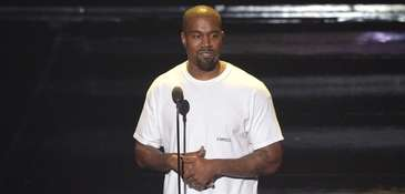 Kanye West delivered yet another memorable and confusing