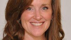 Kathleen Rice at her office on Monday, Aug.