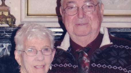 Marilyn and Ray Walther of Bethpage have been